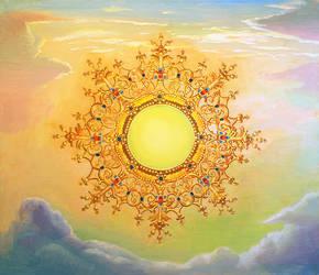 sun by blind-awakening