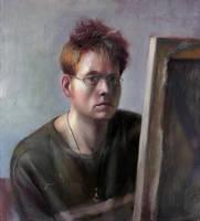Self Portrait by blind-awakening
