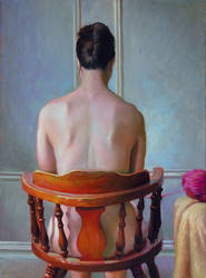 chair by blind-awakening