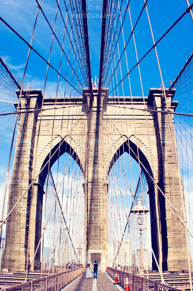 Brooklyn Bridge by tigerelune
