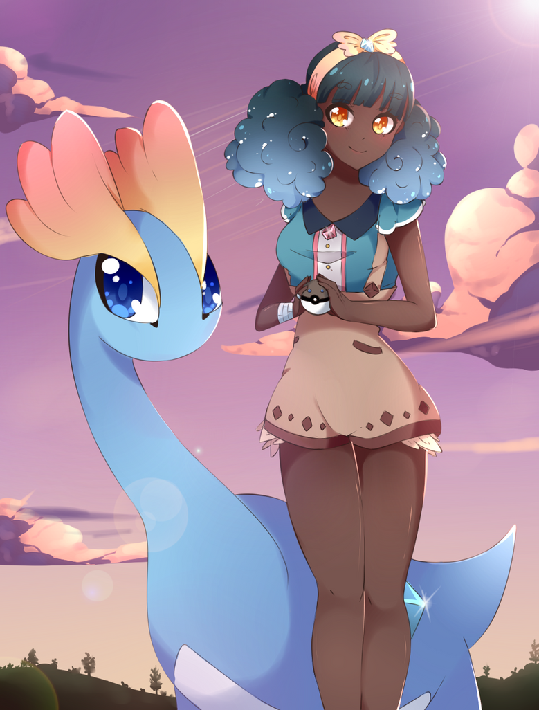 :HB commission: Dia by Ripurei