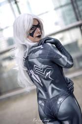 Black Cat Symbiote