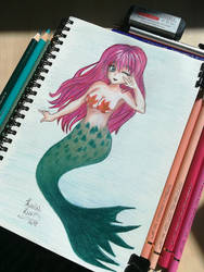 Mermay 2018 by kaisakuris