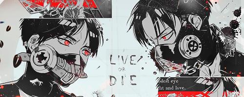 Shingeki no Kyojin Eren and Levi sig by Myelia