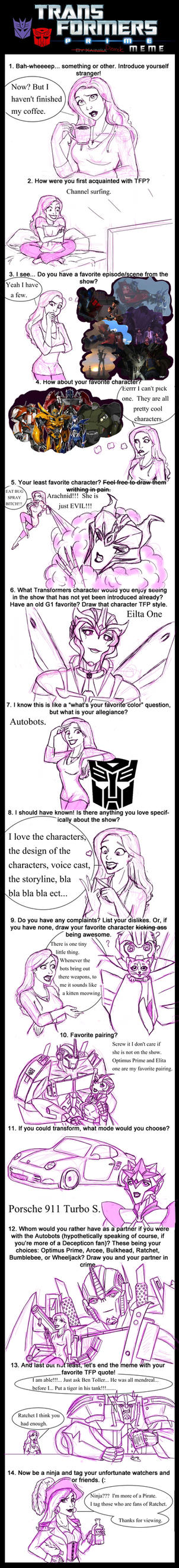 Transformers Prime Meme by Redhead-K