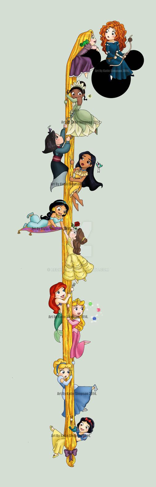 Welcome Princess Merida update