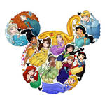 Princess Mickey Ears