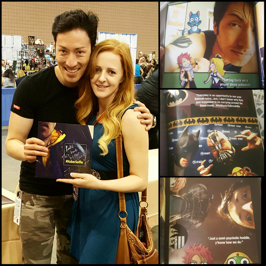 Catching Up with Todd Haberkorn by Redhead-K