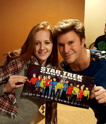 Kanpaicon! Meeting up with Vic Mignogna! by Redhead-K