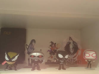 My Collection of figurines