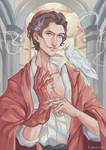cardinal Marco by Erylenda