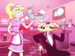 Remake Arnold y Helga 70's