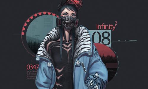 Infinity by chubbzeh