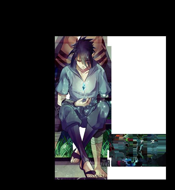 Sasuke Uchiha by chubbzeh