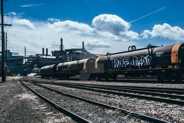Inbound Rail Cars