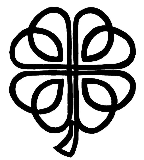 celtic cloverlinuxchic on deviantart