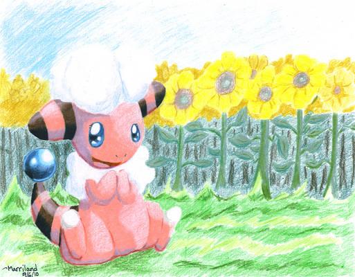 Sunflower Flaaffy