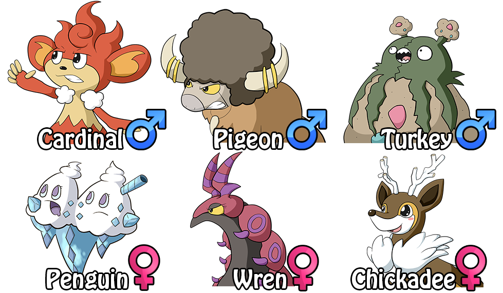 Black Wedlocke - 'The Flock' (Final Team)