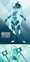 SU Fusions: Larimar Turquoise Chryscolla