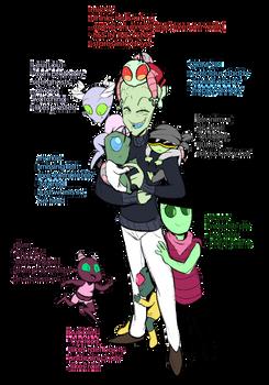 IZ: Adult CRIMbabe with Kiddos