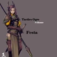 Tactics Ogre-Valkyrie by EelGod