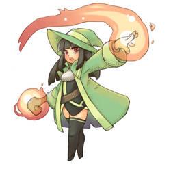 Sorcerer by EelGod