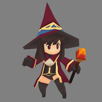 Sorcerer Model by EelGod