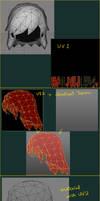 tutorial02 - hair texturing by EelGod