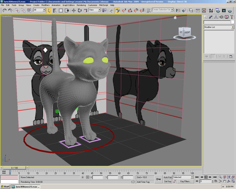 Jynx 3D Preview by avidlebon