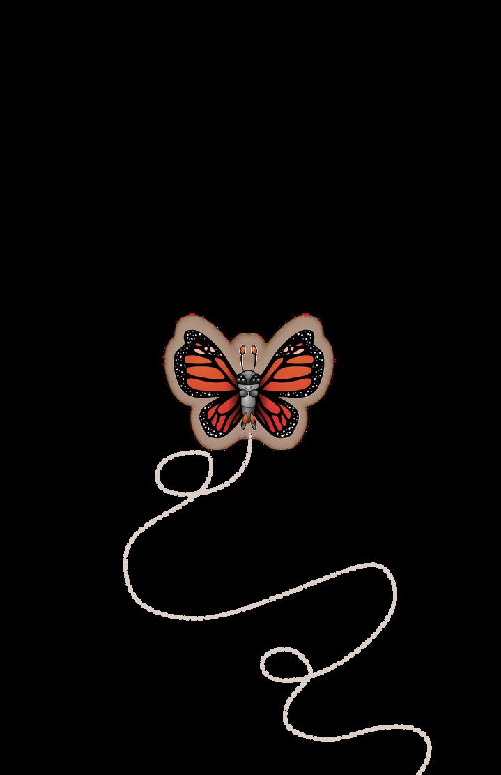 Charlie's Butterflies [inside] by avidlebon
