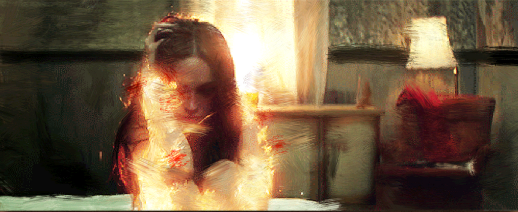Girl On Fire By Mogo Chiiiiii