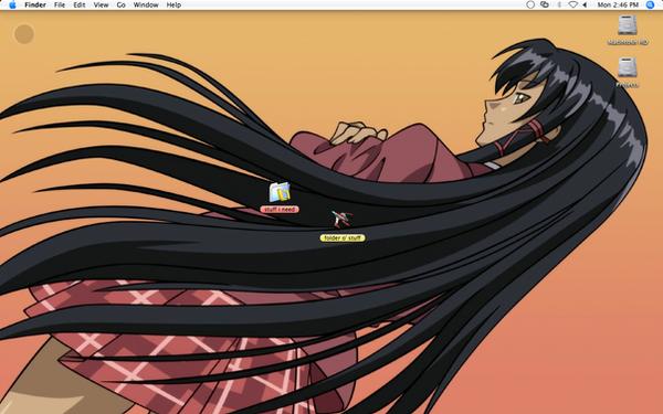 My Mana Tatsumiya Screenshot by STONA-MANGA