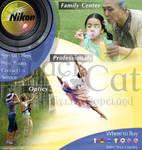 Nikon website concept design