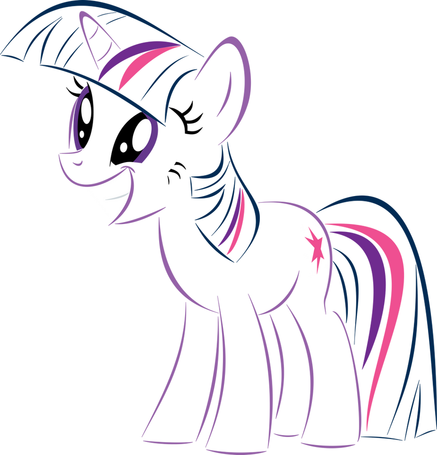Twilight Sparkle by UP1TER