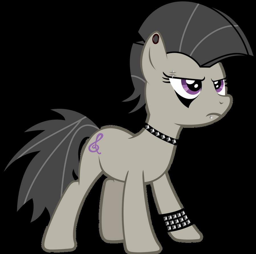 30  renders My little pony Octavia_let__s_rock_by_up1ter-d52e19v
