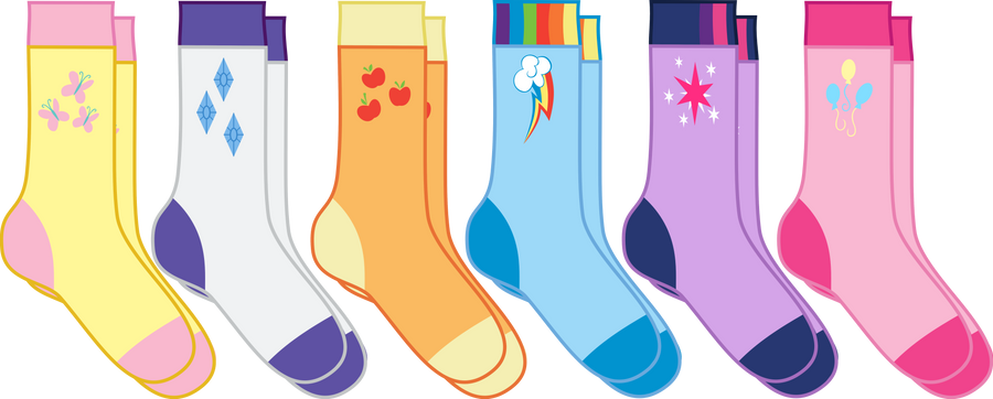30  renders My little pony Why_everyone_loves_socks__by_up1ter-d5411mm