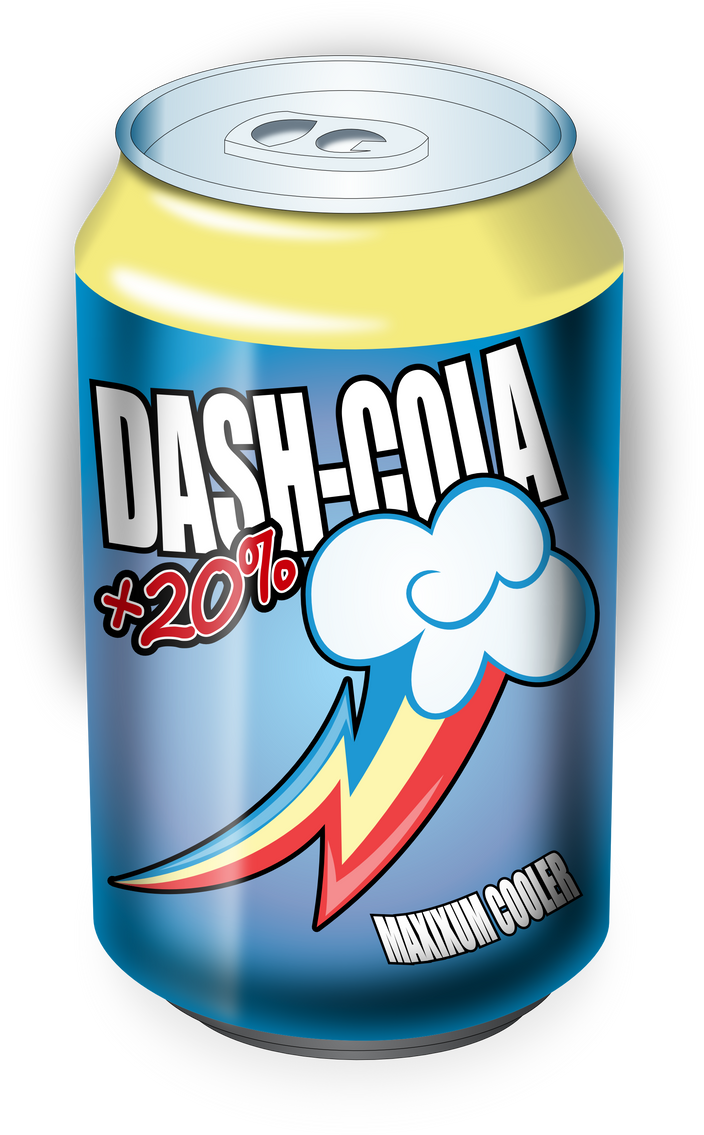 DASH-COLA by UP1TER