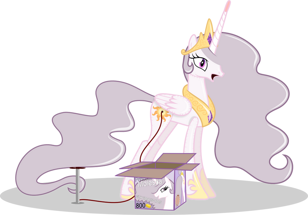 30  renders My little pony Princess_molestia_____doll_by_up1ter-d5nf6p7