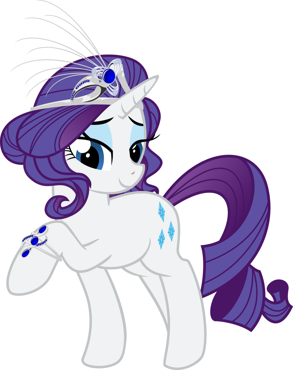 Rarity by UP1TER on DeviantArt