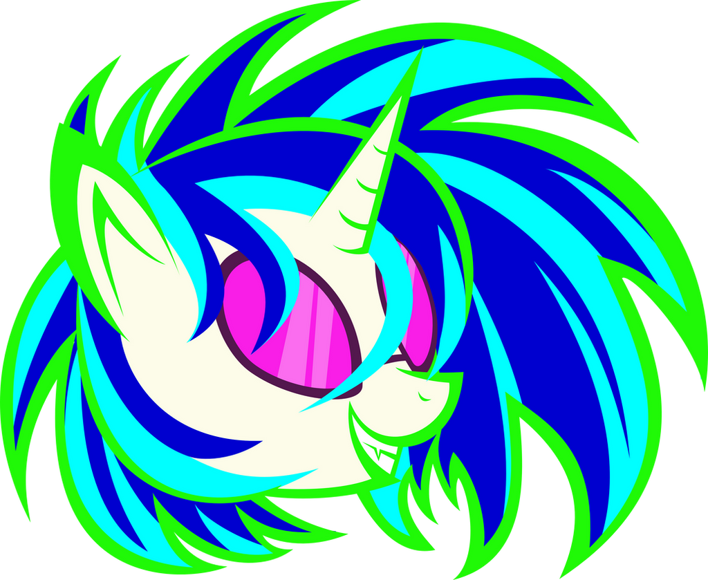 Vinyl Scratch By Up1ter On Deviantart