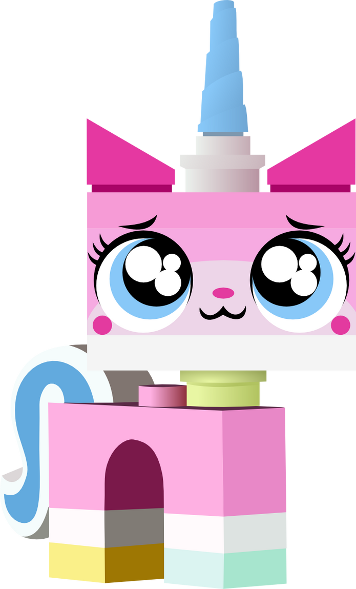 Unikitty by UP1TER