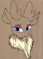 Velvet Reindeer by UP1TER