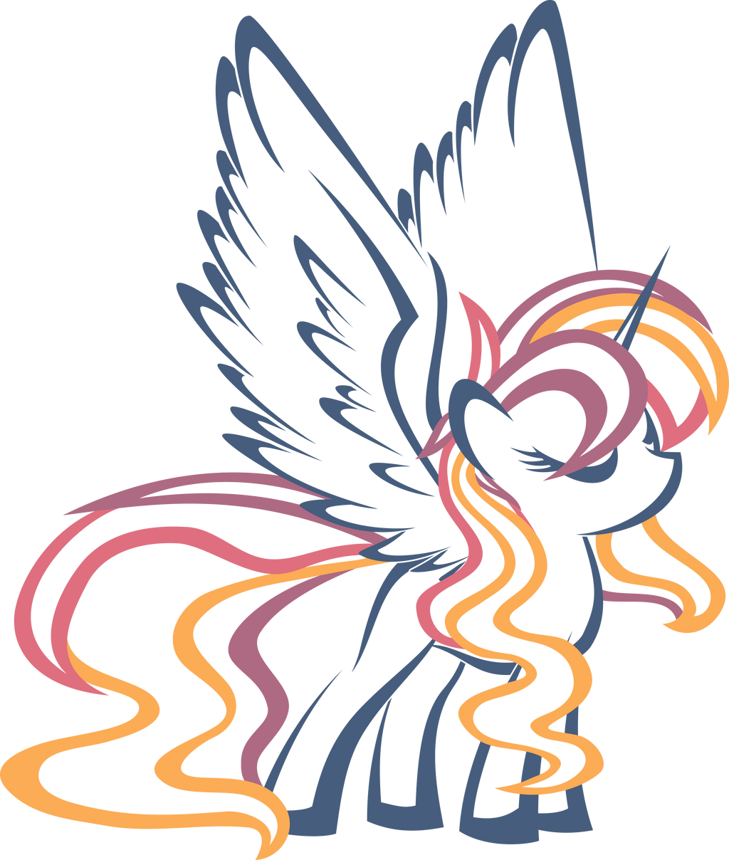 Commission: Solar Aurora by UP1TER