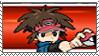 Pokemon BW2 Hero Stamp by RandomStamps