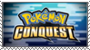 Pokemon Conquest Stamp by RandomStamps