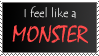 Monster by RandomStamps