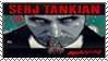 Harakiri Serj Tankian Stamp by RandomStamps