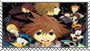 Kingdom Hearts 2 Manga Stamp by RandomStamps