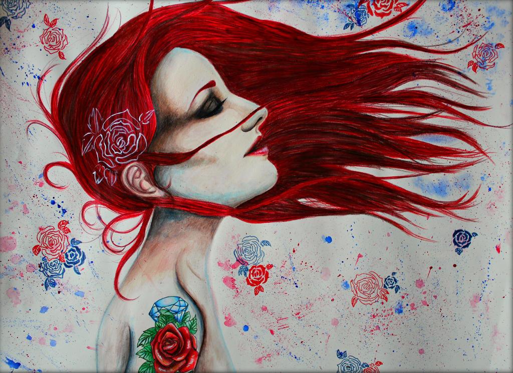 R-e-d (finalized) by caitlin-soulia