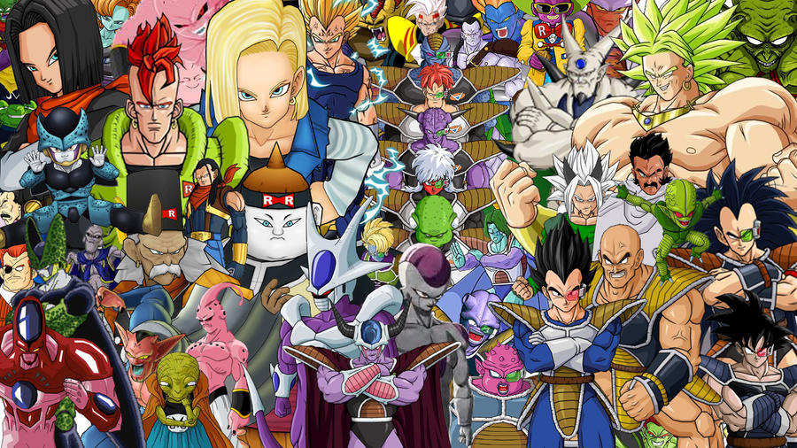Stumpai Presents: Goku or Vegeta?? (Favorite Hero/Villain ...